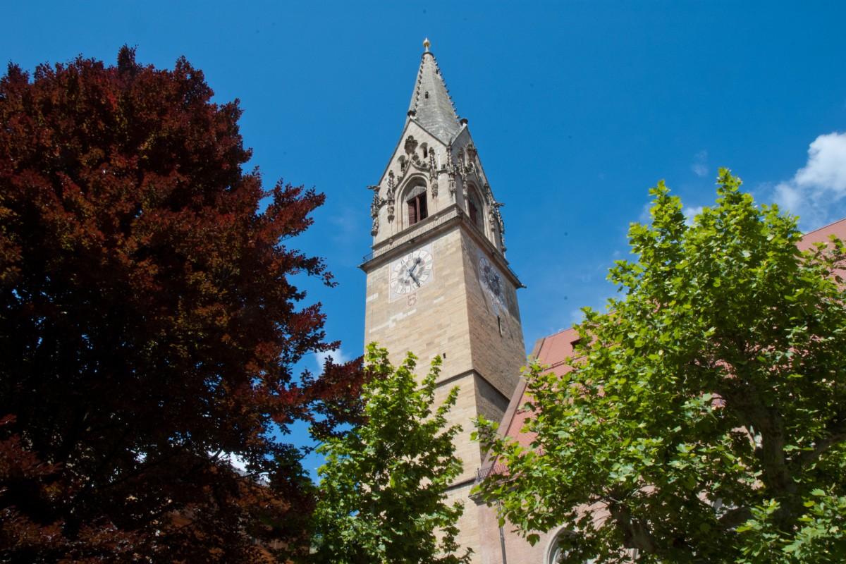 Pfarrkirche Tramin