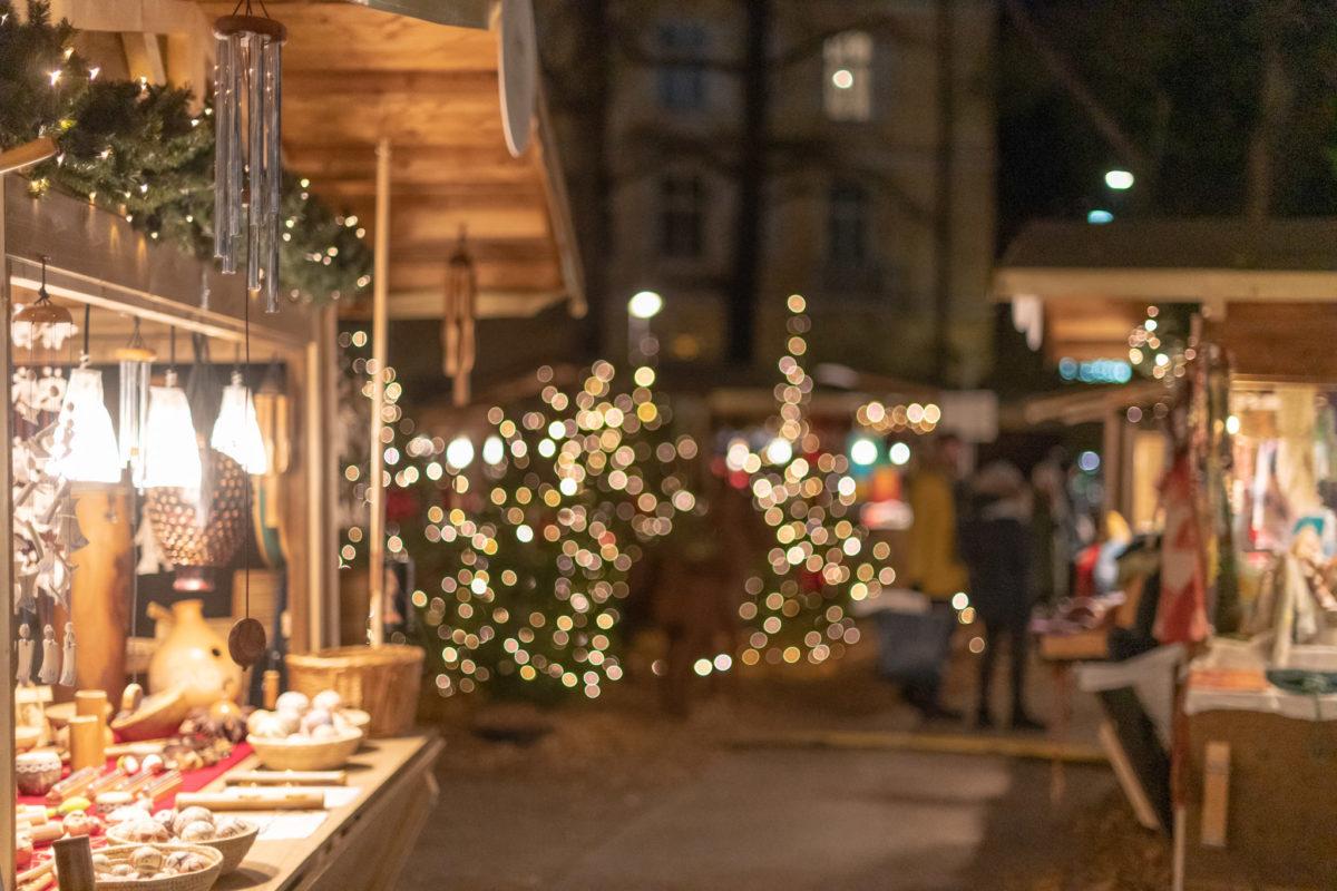 Weihnachtsmarkt / Christkindlmarkt in Bozen