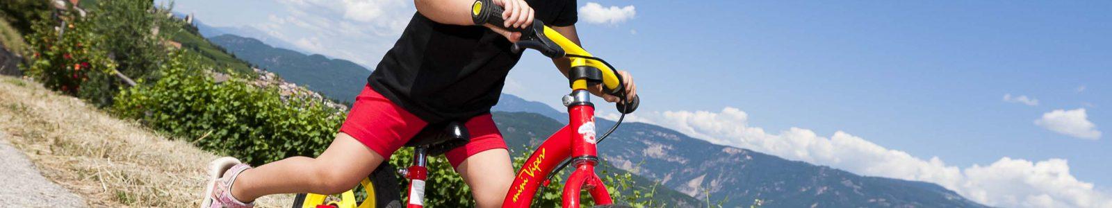 Radfahren Kind
